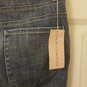 Victoria's Secret Blue London Jeans